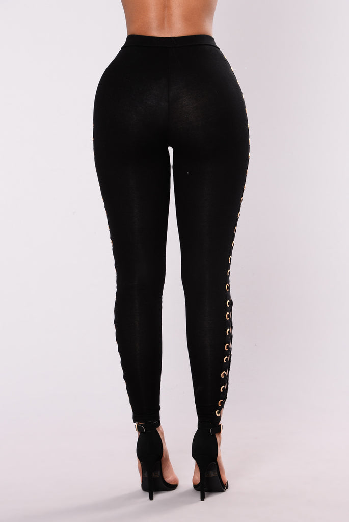 Carla Leggings - Black