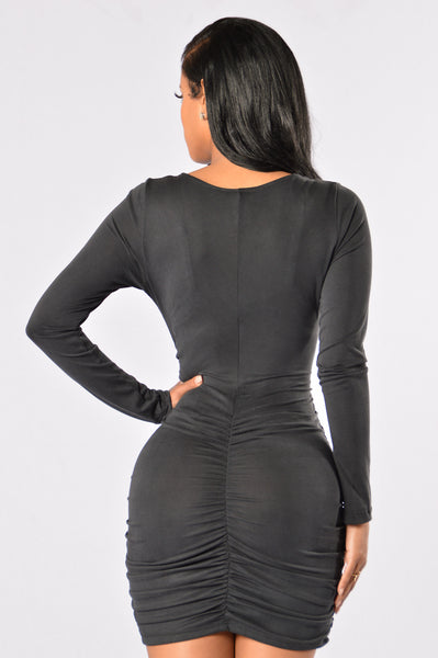 Lifestyle Dress - Black
