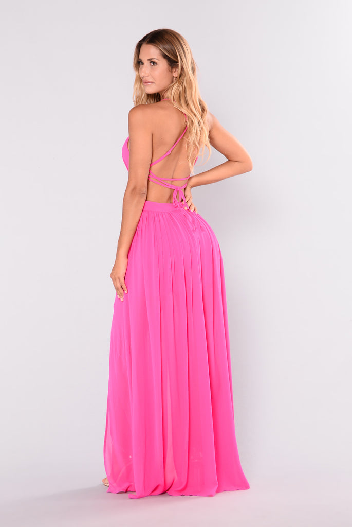 All Summer Long Maxi Dress