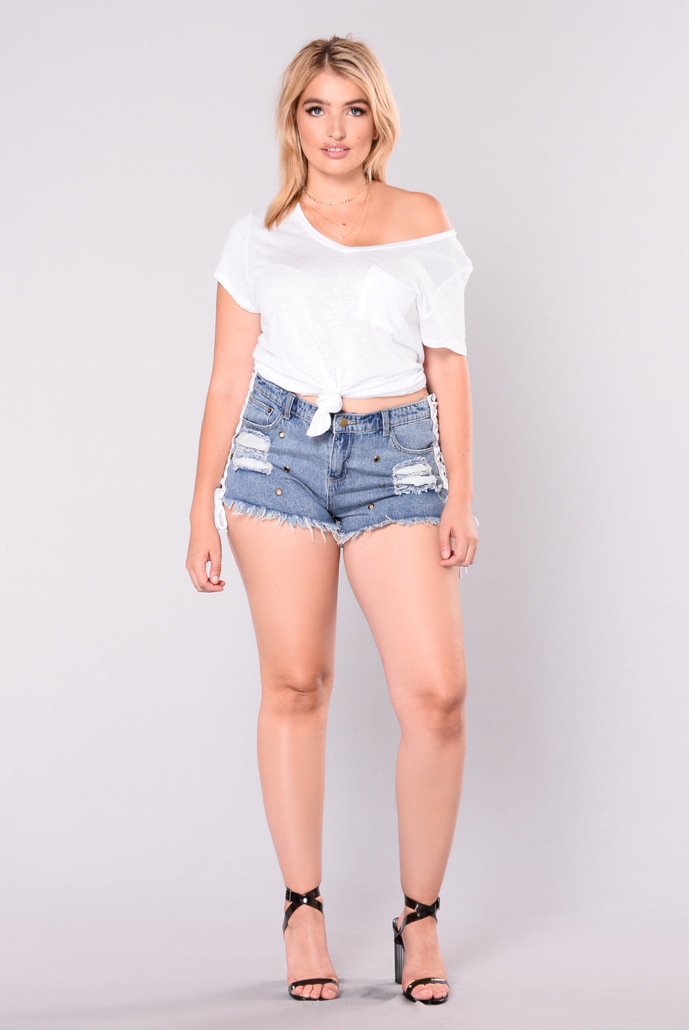 Baesic Top - White