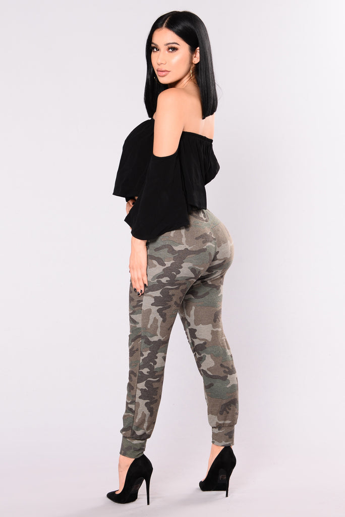 Hunter Camo Pants - Camo