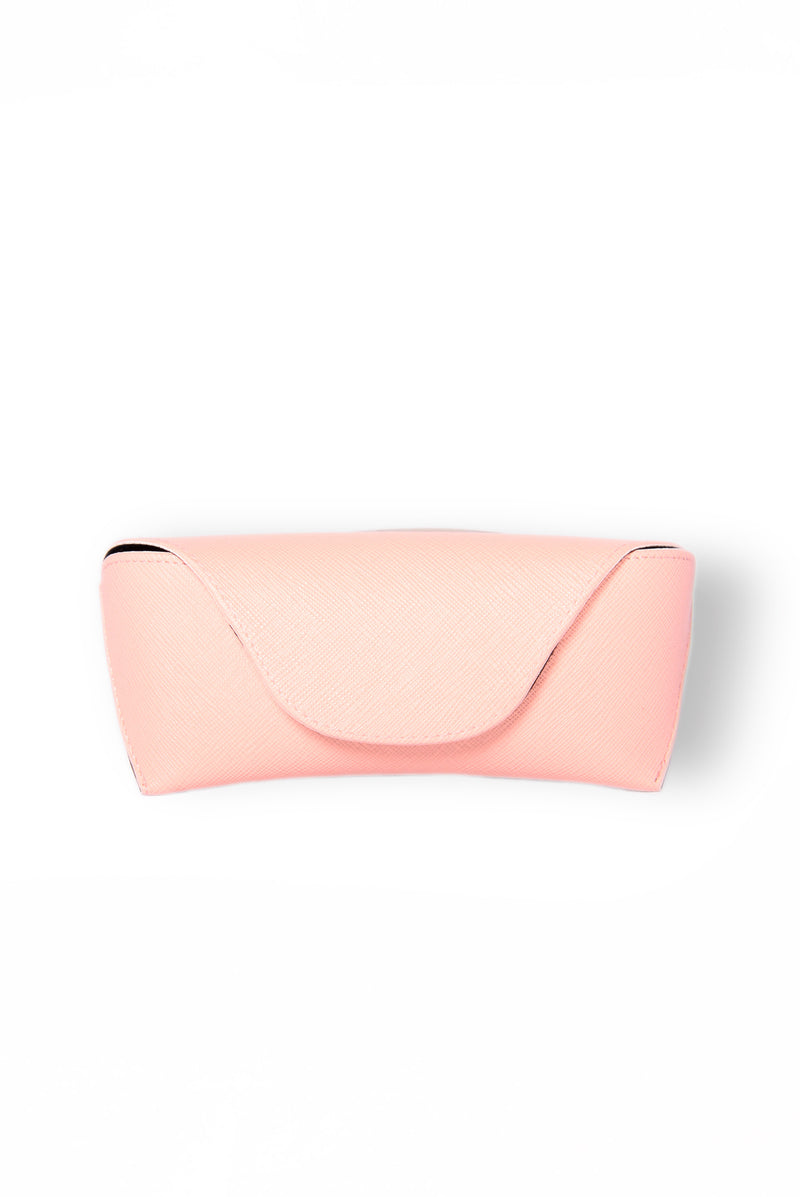 Bella Sunglass Case - Orange