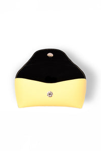 Bella Sunglass Case - Yellow