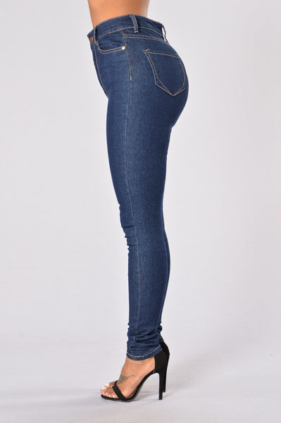 Running To You Jeans - Dark 372