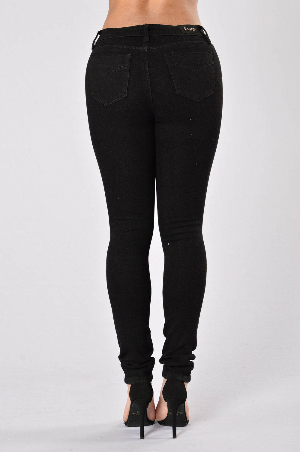 Bring the Heat Jeans - Black