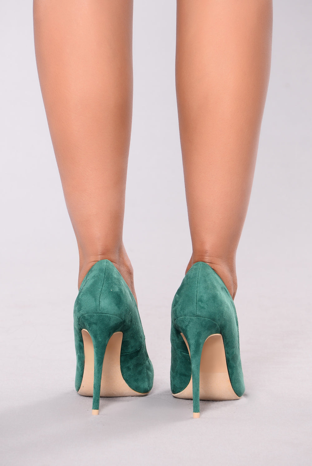 Cindy Heel - Green