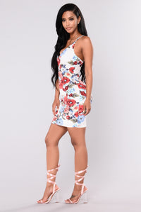 Lakelynn Dress - Ivory