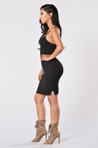 Archetype Dress - Black