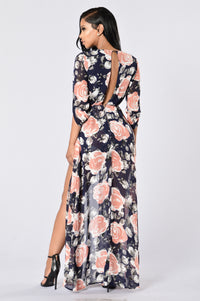 Lesly Dress - Blush