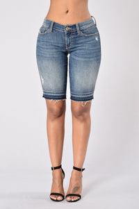 It's All About Me Shorts - Medium Light