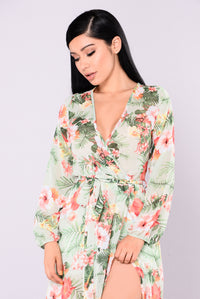 Love Or Lust Dress - Green