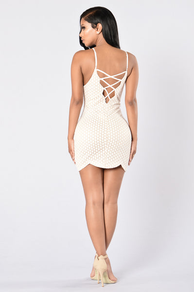 Above All Dress - White