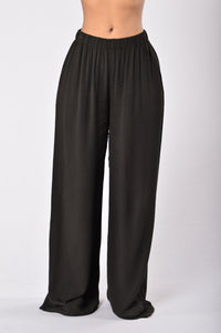 Island Girl Pants - Black
