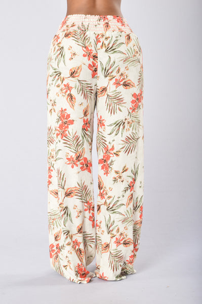 Lazy Day Pants - Kauai Natural