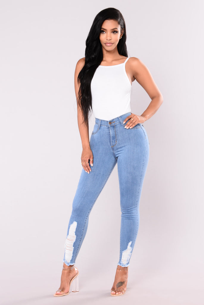 Ella Skinny Jean - Medium