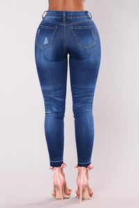 Mitch Jeans - Medium Wash