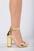 Estella Heel - Gold