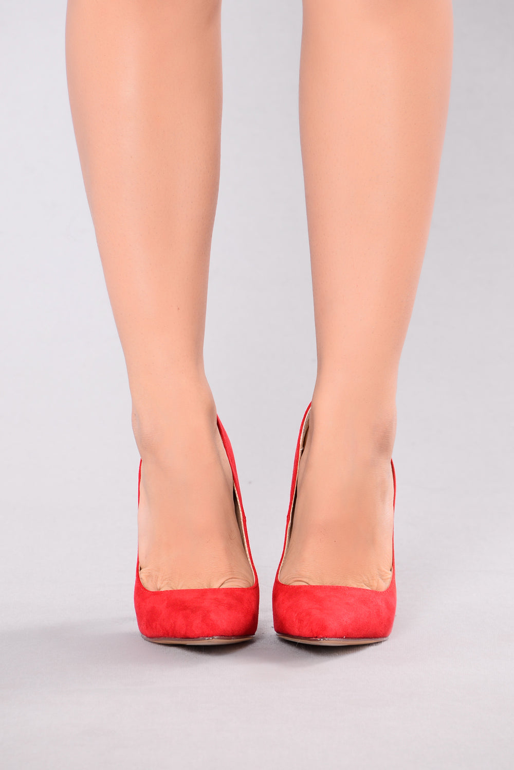 Cicely Pump - Red