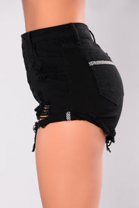 The Real Cancun Short - Black
