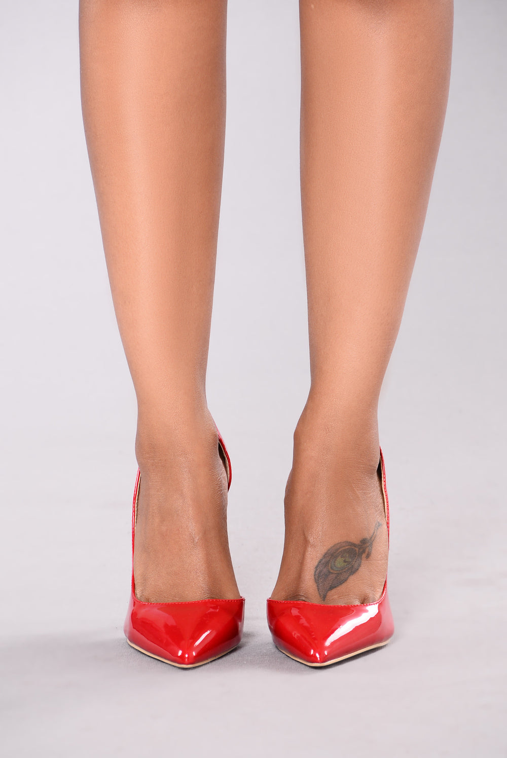 Perla Pump - Red