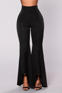 Bellisima Flare Pants - Black