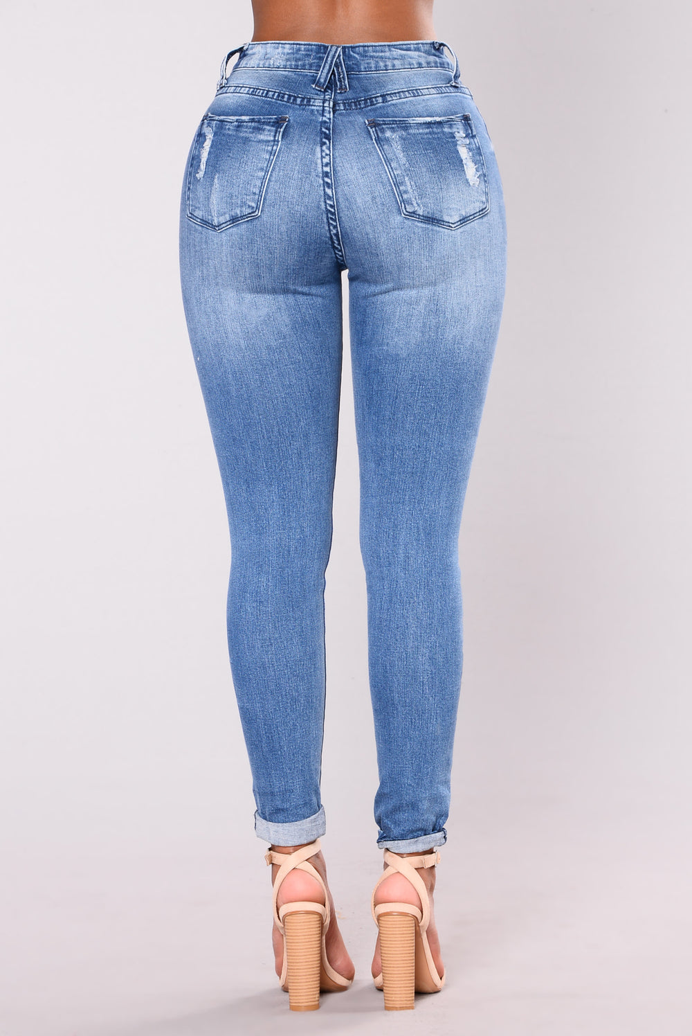 Give Me Your Attention Skinny Jeans - Medium