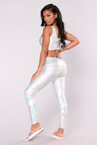 Cosmic Metallic Set - Silver
