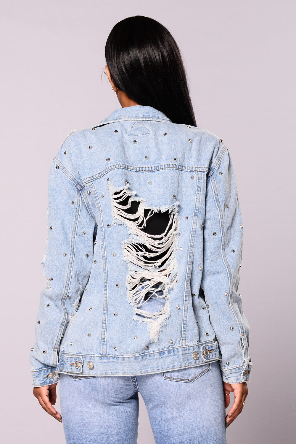 Territorial Denim Jacket - Light Wash