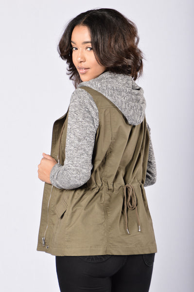 Hunt & Hound Jacket - Olive
