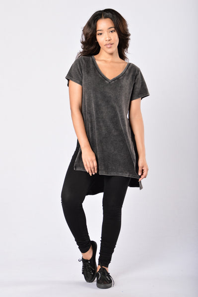 Dark Necessities Tee - Black