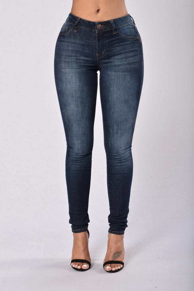In a Rush Jeans - Dark