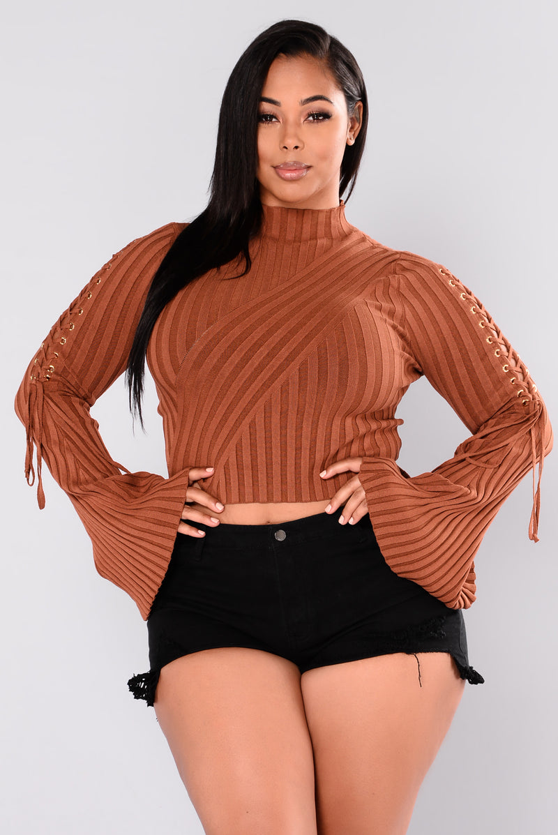 plus nova curve sweaters dresses neck sweater mock curves tops rust bottoms clothing