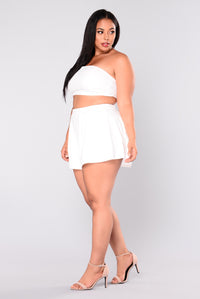 Sweet Lil Thang Set - Ivory