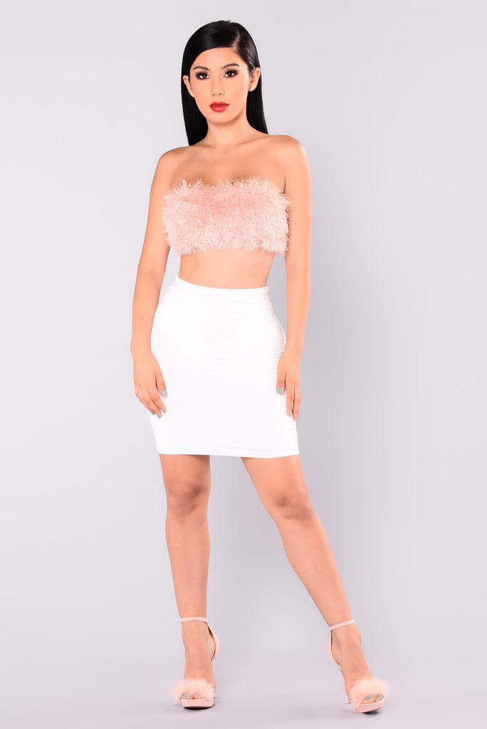 Honey bunny tube top blush for Tube top pictures