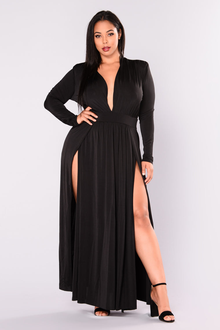 2c456b03af Spree Dress - Black. plus-size