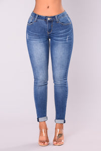Tempted Skinny Jeans - Medium