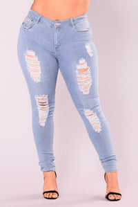 My Faves Jeans - Light Angle 7