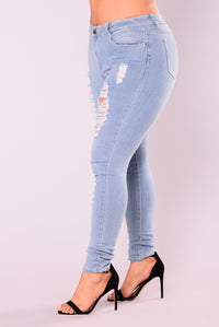 My Faves Jeans - Light Angle 12