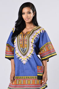 Dashiki - Royal Angle 2