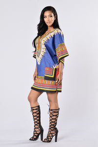 Dashiki - Royal Angle 6
