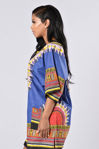 Dashiki - Royal Angle 4