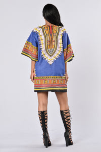 Dashiki - Royal Angle 5