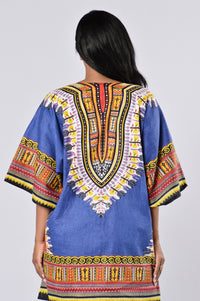 Dashiki - Royal Angle 3