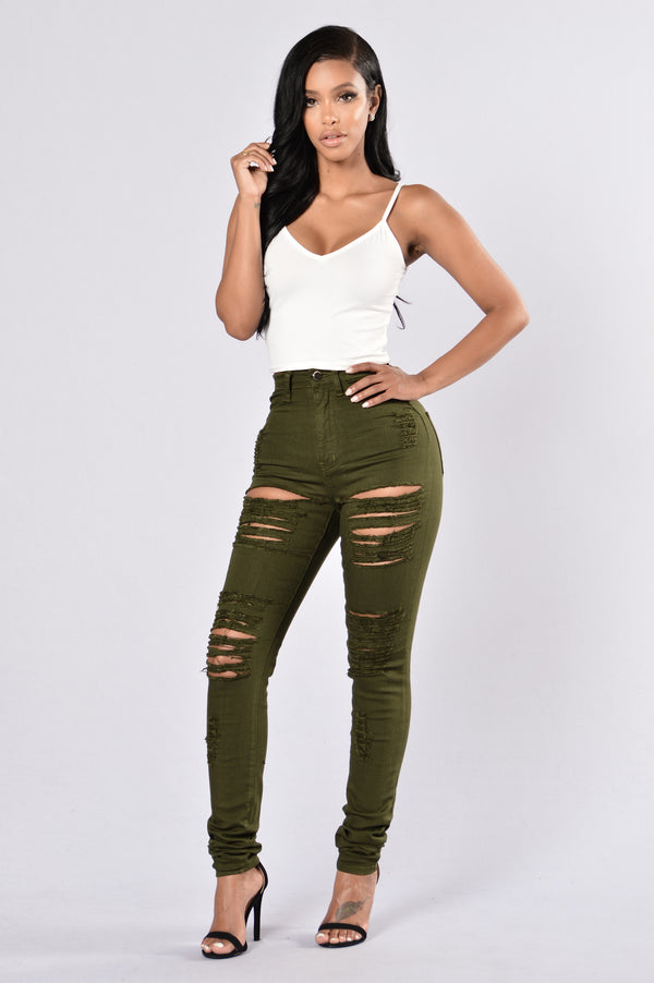b869054bc1e Distressed  Ripped Jeans