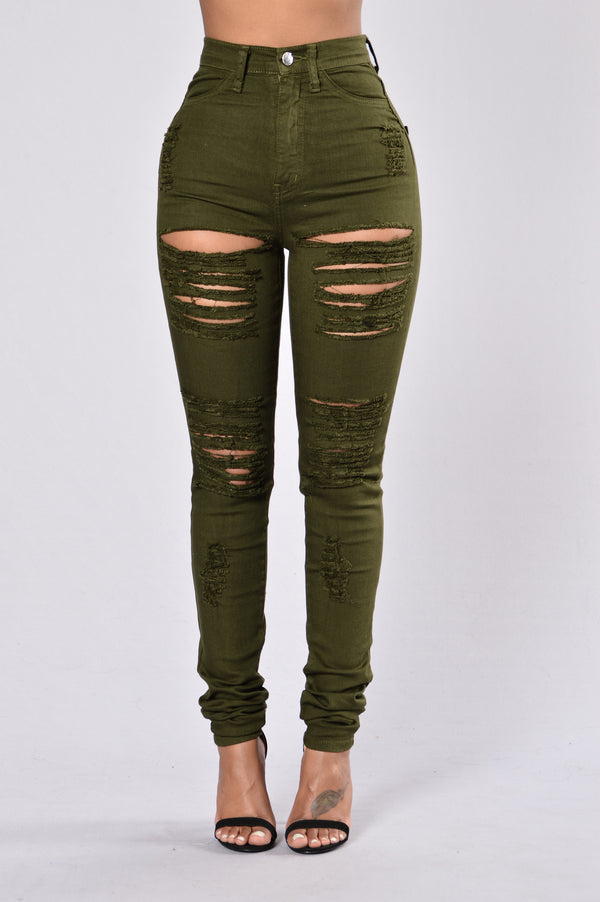 660183d459b Distressed  Ripped Jeans