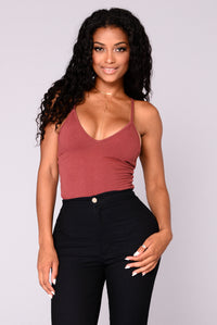 Emerson Bodysuit - Rose