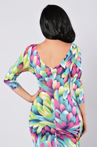 Tulip Dress - Multi
