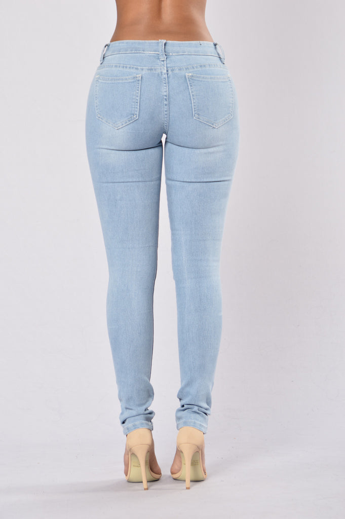 Always Tough Jeans - Light Blue