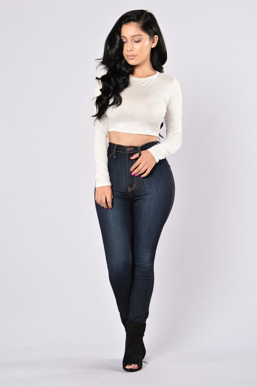 Keep It Cool Top - Ivory