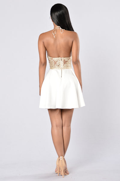 Midsummer Night's Dress - White